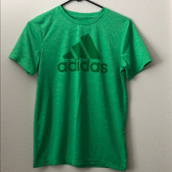 Adidas M 10/12 sportswear, green new